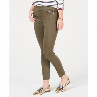 Women's 'Sateen Ankle' Trousers