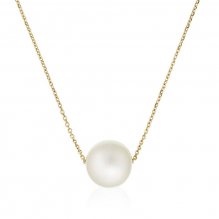 'Single Pearl' Necklace
