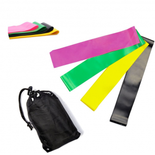 Set of 5 Resistance bands
