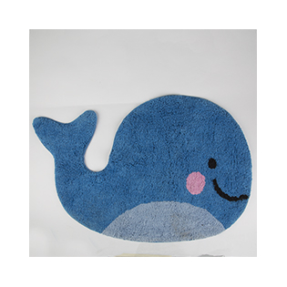 'Happy Whale' Rug