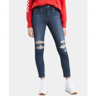 'Women's '721 High-Rise Ripped Skinny' Jeans