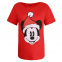 Women's 'Mickey Santa' T-Shirt