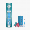 'Revolution Travel Pack Clean' Electric Toothbrush Set - 3 Units