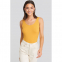 Women's 'Ribbed Scoop Neck' Body