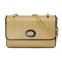 Women's 'Gold Tone Logo' Shoulder Bag