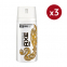 'Gold Temptation Dry' Spray Deodorant - 150 ml - Pack of 3